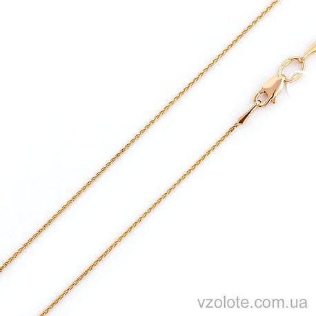 Золотая цепочка Колос (арт. 303402)