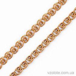 Золотая цепочка Лав (арт. 66937-6) 50 см