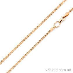 Золотая цепочка Лав (арт. 302001) 40 см