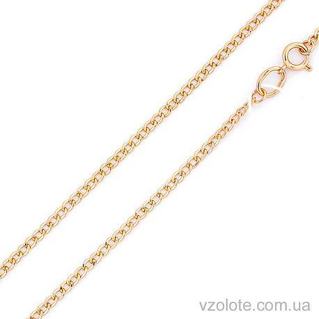 Золотая цепочка Панцирная (арт. 301002)