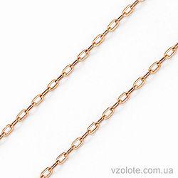 Золотая цепочка Якорная (арт. 66923) 45 см