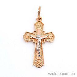 Золотой крестик (арт. 501586)