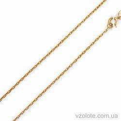 Золотая цепочка Якорная (арт. 306202) 40 см