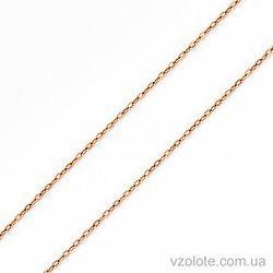 Золотая цепочка Якорная (арт. 66924-3) 40 см