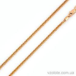 Золотая цепочка Колос (арт. 303503)