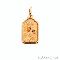 Золотая ладанка (арт. 422109к)