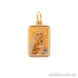 Золотая ладанка (арт. 422260)