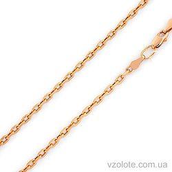 Золотая цепочка Якорная (арт. 5072936101)