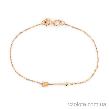 Золотой браслет (арт. 4072837101)