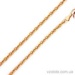 Золотая цепочка Якорная (арт. 66925-7)
