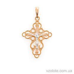 Золотой крестик (арт. 501362)