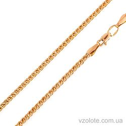 Золотая цепочка Спига (арт. 5103200101)