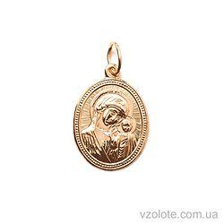 Золотая ладанка (арт. 100406)