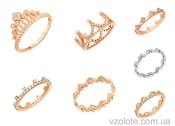 Кольца короны из золота
