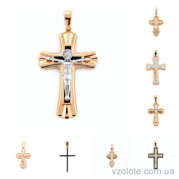 Новые кресты из красного золота