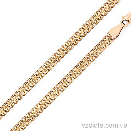 Золотая цепочка Двойной Бисмарк (арт. 888054)