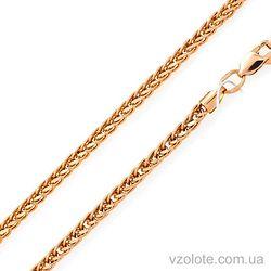 Золотая цепочка Колос (арт. 303508)