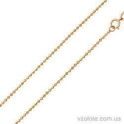 Золотая цепочка Перлина (арт. 300703)