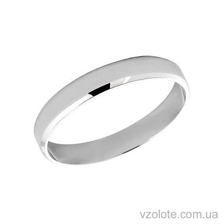 Золотое обручальное кольцо (арт. 1003-1б)