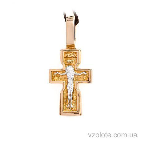 Золотой крестик (арт. 31407-1)