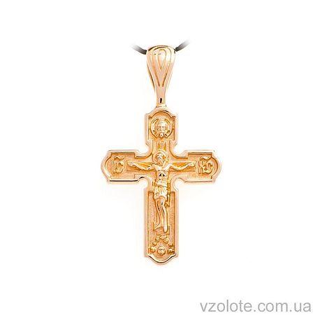 Золотой крестик (арт. 31574)