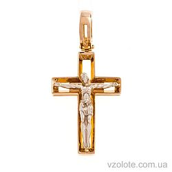 Золотой крест (арт. 240193)