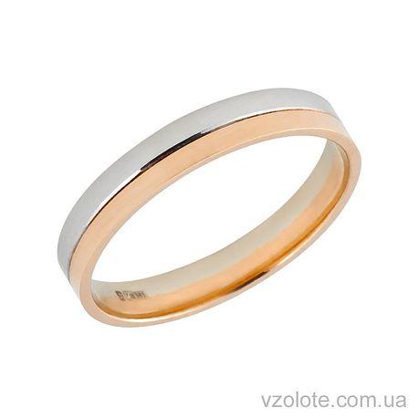 Золотое обручальное кольцо (арт. 441677)