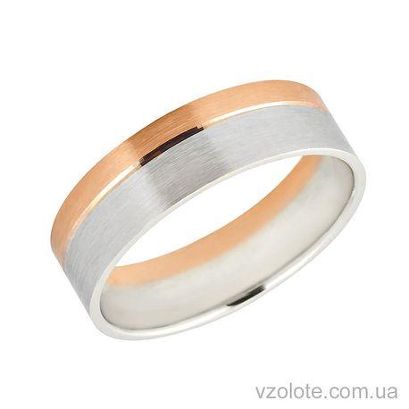 Золотое обручальное кольцо (арт. 441963)