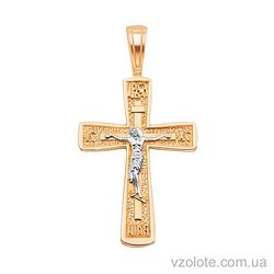 Золотой крестик (арт. 31360-1)