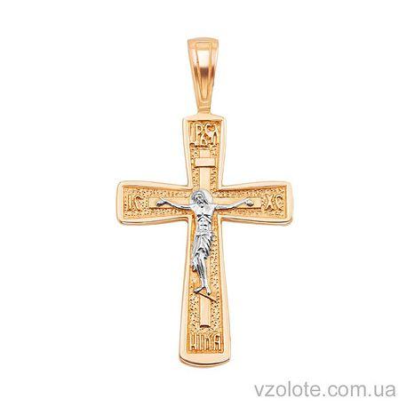 Золотой крестик (арт. 31360-2)
