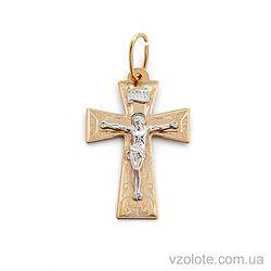 Золотой крестик (арт. 511041нри)