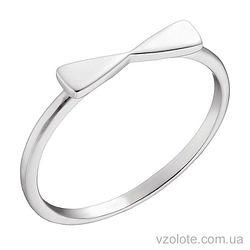 Кольцо из белого золота (арт. 1002857102)
