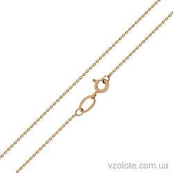 Золотая цепочка Якорная круглая (арт. 5071880101)