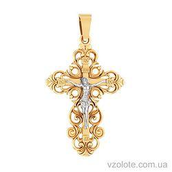 Золотой крест (арт. 501026)