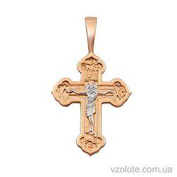 Золотой крестик (арт. 31385-1)