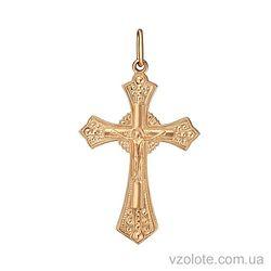 Золотой крестик (арт. 3004214101)