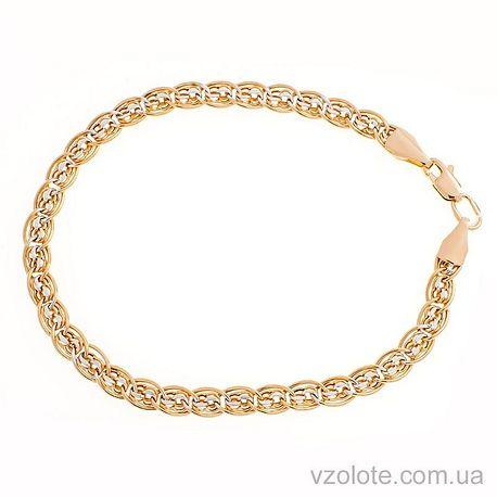 Золотой браслет Нона-Бисмарк (арт. 4274765112)