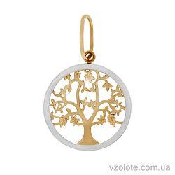 Золотой подвес Дерево жизни (арт. 3002533112)