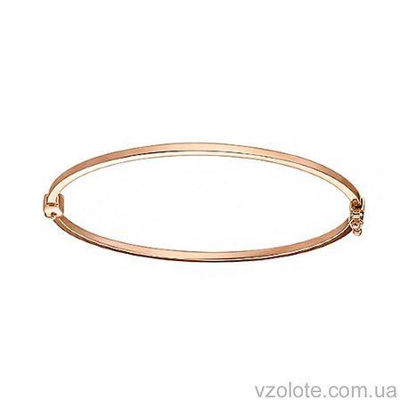Золотой браслет жесткий (арт. 4205431101)