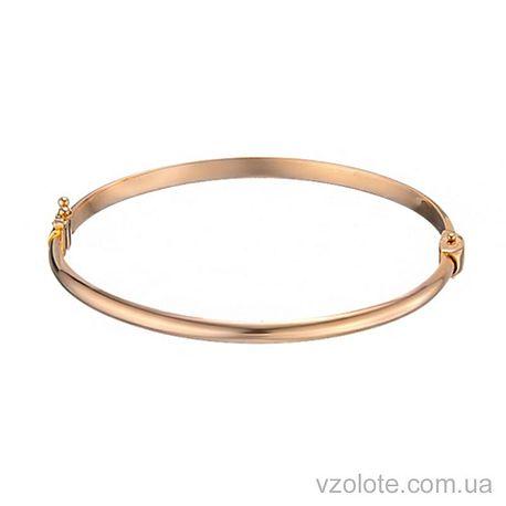 Золотой браслет жесткий (арт. 4205433101)