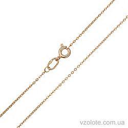 Золотая цепочка Якорная (арт. 5234017101)