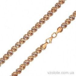 Цепочка из комбинированного золота Фантазийная (арт. 5194173112)