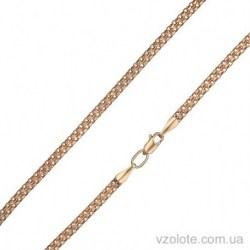 Золотая цепочка Двойной якорь (арт. 5284011101)