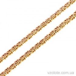 Золотая цепочка Лисий хвост (арт. Гранд)