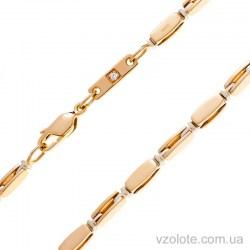 Золотая цепочка Барака маленькая (арт. 306101)