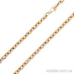 Золотая цепь Волна (арт. 306301)