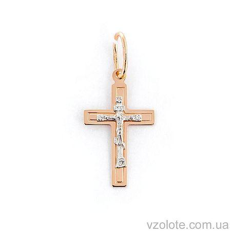 Золотой крестик (арт. 539900)