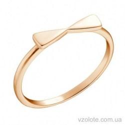 Золотое кольцо Бантик (арт. 1002857101)