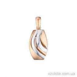 Золотая подвеска Марлин (арт. 3091461101)
