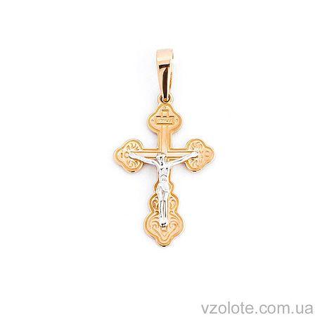 Золотой крестик (арт. 501410)